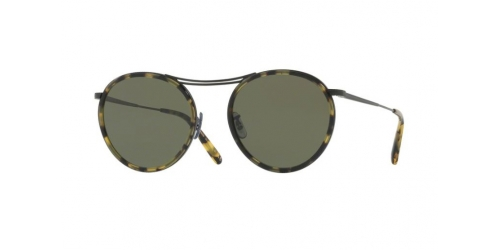 Oliver Peoples MP-3 30TH OV1219S OV 1219S 506252 Matte Black/Vintage DTBK