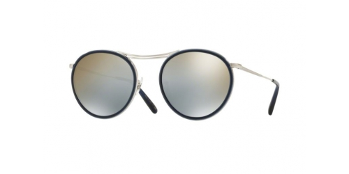 958e4a942c Mens Bolle or Oliver Peoples Silver Sunglasses