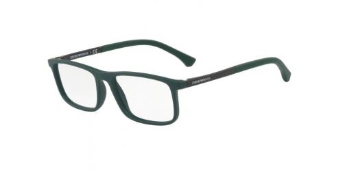 Emporio Armani EA3125 5646 Green Rubber