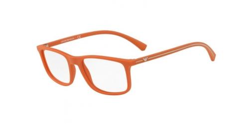 Emporio Armani EA3135 5691 Orange Rubber