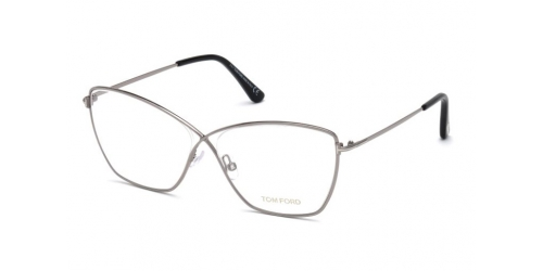 Tom Ford TF5518 014 Shiny Light Ruthenium
