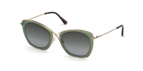 Tom Ford INDIA-02 TF0605 20B Grey