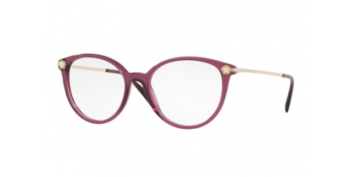 Versace VE3251B VE 3251B 5220 Transparent Plum