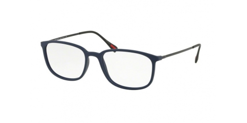 Prada Linea Rossa PS03HV Spectrum PS 03HV 2881O1 Blue Rubber