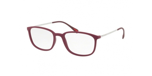 Prada Linea Rossa PS03HV Spectrum PS 03HV VYX1O1 Bordeaux Rubber