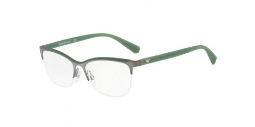 Emporio Armani EA1068 3010 Matte Gunmetal/Green