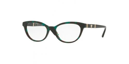 Versace VE3219Q VE 3219Q 5076 Green Havana