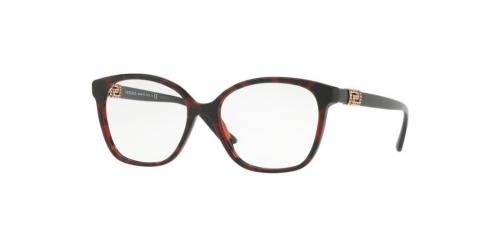 97b00cf4ed065 Versace VE3235B VE 3235B 989 Red Havana
