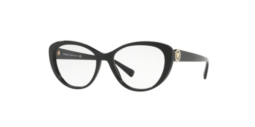 Versace VE3246B VE 3246B GB1 Black