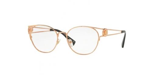 4ead468a5583 Versace VE32505215 Transparent Light Brown £103.00 £129.00. Versace VE1250  1412 Pink Gold