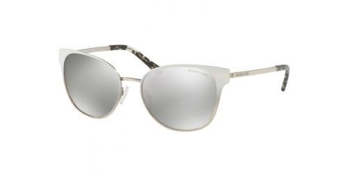 Michael Kors TIA MK1022 11846G White Gradient Silver Tone