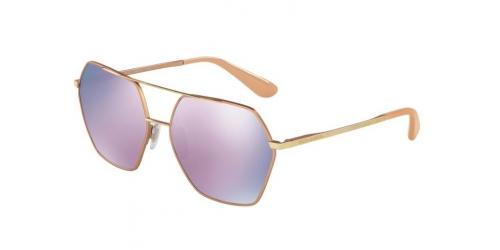 Dolce & Gabbana DG2157 12945R Matte Pink Gold