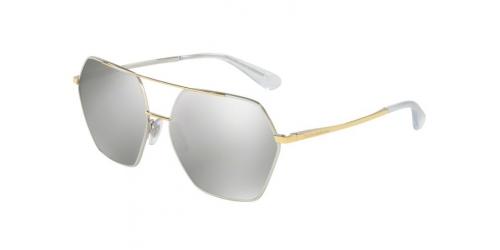 Dolce & Gabbana DG2157 13076G Silver/Gold