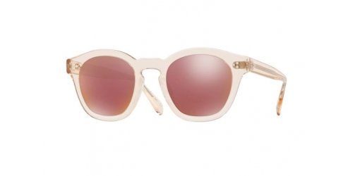 Oliver Peoples BOUDREAU L.A OV5382SU OV 5382SU 1652E4 Light Silk