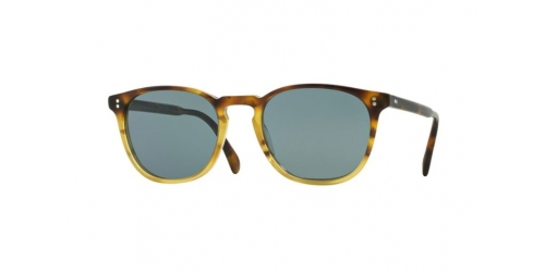 FINLEY ESQ. SUN OV5298SU FINLEY ESQ. SUN OV 5298SU 1409R8 Vintage Brown Tortoise