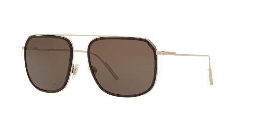 Dolce & Gabbana Dolce & Gabbana DG2165 488/73 Brown/Pale Gold