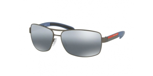 PS54IS PS 54IS DG12F2 Gunmetal Rubber Polarised