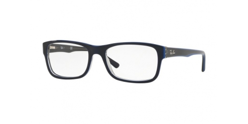 Ray-Ban Ray-Ban RX5268 5815 Grey on Top Blue