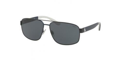 Polo Ralph Lauren PH3112 930387 Matte Navy Blue