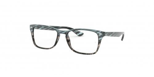 RX5228M RX 5228M 5839 Blue Gradient Grey Striped