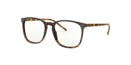 Ray-Ban RX5387 5874 Bordeaux Gradient Havana Red
