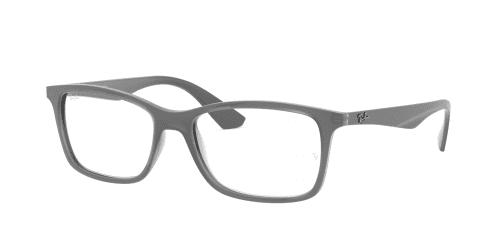 Ray-Ban Ray-Ban RX7047 5482 Matte Transparent Grey
