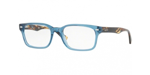 Ray-Ban Ray-Ban RX5286 8024 Shiny Transparent Blue