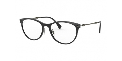 Ray-Ban RX7160 5864 Demi Gloss Black