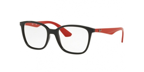 4640c314ba1 Ray-Ban RX7066 2475 Black Red