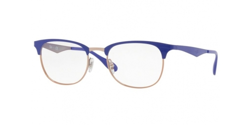Ray-Ban Ray-Ban RX6346 2972 Copper on Top Violet