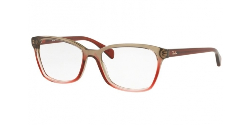 Ray-Ban RX5362 5835 Tri Bordeaux/Grey/Pink