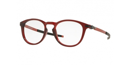 Oakley OX8105 PITCHMAN R OX810511 Trans Brick Red