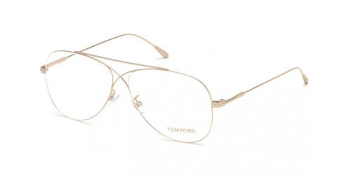 Tom Ford TF5531 028 Shiny Rose Gold