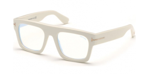 Tom Ford Fausto TF5634-B Blue Control TF 5634-B 025 Ivory