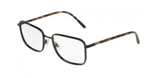 99e189253fad Black or Crystal Glasses Rectangular Dolce   Gabbana
