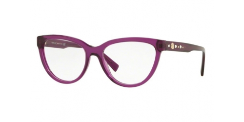 457bbedeed082 Versace VE3264B VE 3264B 5291 Transparent Violet
