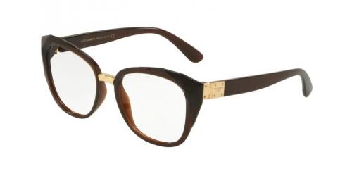 38681edbd3 Brown or Crystal Dolce   Gabbana Designer Frames