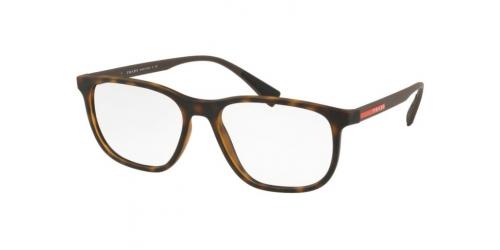 1ae640bbcd Prada Linea Rossa Clear or Havana Glasses