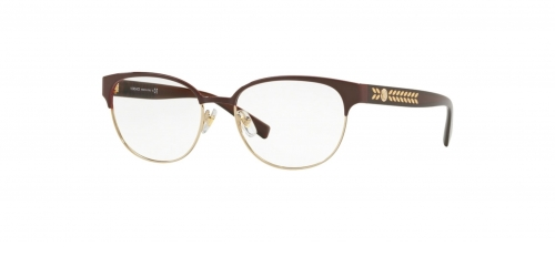 Versace VE1256 1435 Dark Red/Gold