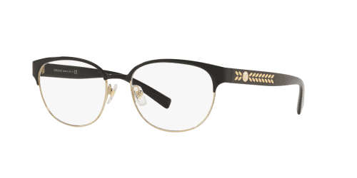 Versace Versace VE1256 1371 Black/Pale Gold