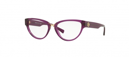 Versace THE CLANS VE3267 5291 Transparent Violet