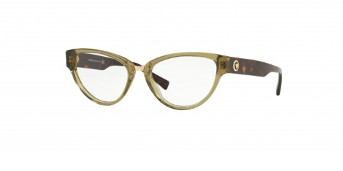 Versace THE CLANS VE3267 5293 Transparent Green