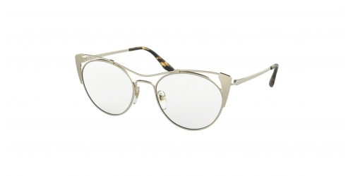 be46026f21 Gold Glasses Prada