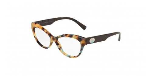 Tiffany RETURN TO TIFFANY COLOUR SPLASH TF2176 8214 Yellow Havana Spotted Blue