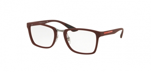 Prada Linea Rossa SPECIAL PROJECT PS06LV ACTIVE PS 06LV 3861O1 Bordeaux Rubber