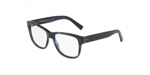 Dolce & Gabbana DOMENICO DG3305 3065 Striped Blue