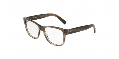 Dolce & Gabbana DOMENICO DG3305 3187 Striped Grey