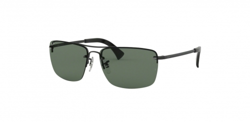 Ray-Ban RB3607 002/71 Black