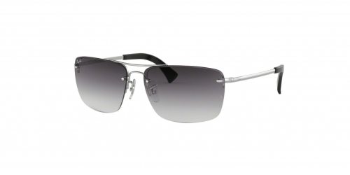 Ray-Ban RB3607 003/8G Silver
