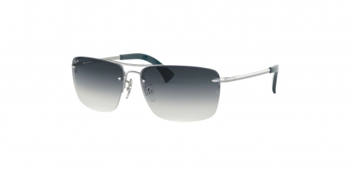 Ray-Ban RB3607 91290S Silver